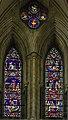 Beverley Minster, SE transept upper windows (24120764076).jpg