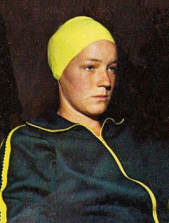 Beverley Whitfield Australian swimmer, Olympic gold medallist