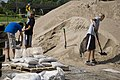 Beverly and Farley communities fill sandbags June 20, 2011 (5854883572).jpg