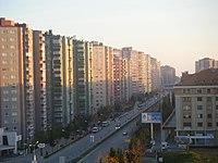 Beykent simetrik binalar ( 2009 aralık ) - panoramio.jpg
