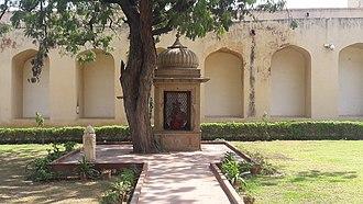 Jantar Mantar, Jaipur - Bhairav Temple - located within the Jantar Mantar Complex