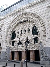 Bilbao wikipedia la enciclopedia libre - Teatro campos elisios ...