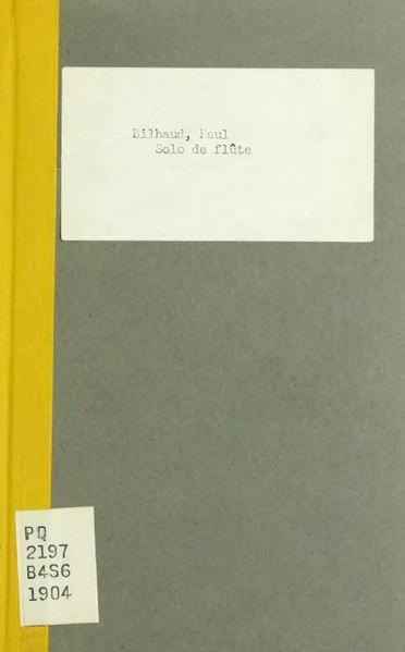 File:Bilhaud - Solo de flûte, 1904.djvu