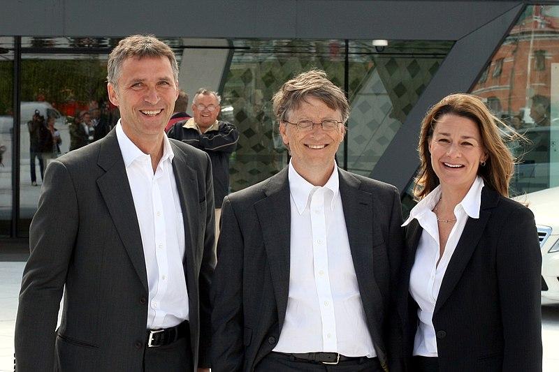 File:Bill og Melinda Gates 2009-06-03 (bilde 06).JPG