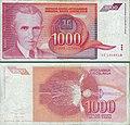 Billete de mil dinares yugoslavos.jpg