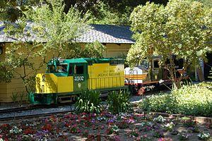 """William """"Billy"""" Jones - Image: Billy Jones Wildcat Railroad (1068838550)"""