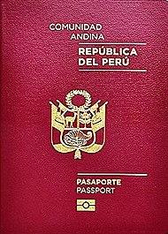 Peruvian passport - Wikipedia