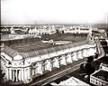 Birdseye view of the Palace of Manufactures from the DeForest Wireless Tower at the 1904 World's Fair.jpg