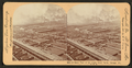 Birdseye view of the Union Stock Yards (stockyards), Chicago, Ill., U.S.A, from Robert N. Dennis collection of stereoscopic views.png