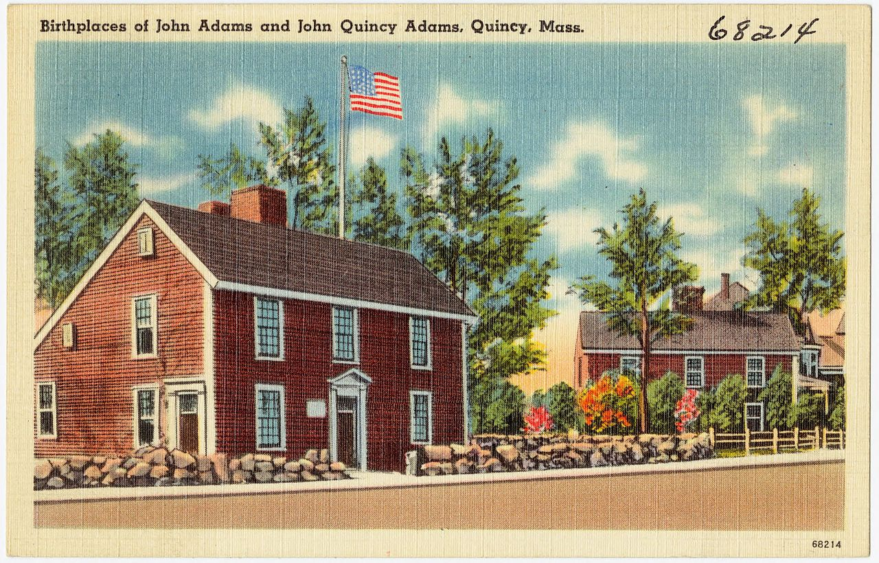 File Birthplace Of John Adams And John Quincy Adams