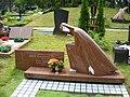 Birute eidukiene grób cmentarz antokol.JPG