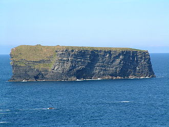Kilkee (parish) - Image: Bishop's Island geograph.org.uk 14049
