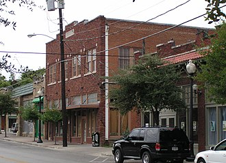 Bishop Arts District, Dallas - Image: Bishop Arts District