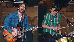 I Black Keys in concerto al South by Southwest del 2010