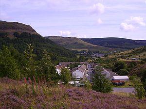 Blaencwm - Image: Blaencwm Rhondda
