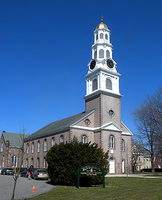 Bloomfield, New Jersey - Presbyterian Church, for which the township was named