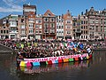 Boat 11 Bingham Cup Amsterdam 2018, Canal Parade Amsterdam 2017 foto 4.JPG