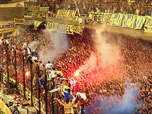 Copa Sudamericana - Boca Juniors is currently the most successful club with two titles, won back-to-back in 2004 and 2005.
