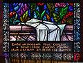 Bocan St. Mary's Church South Transept East Wall Window Assumption Bottom Panel 2014 09 09.jpg