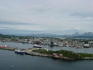 Town in Northern Norway, Norway