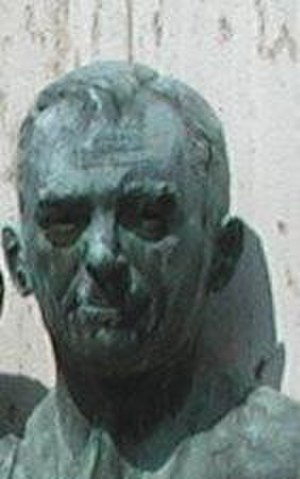 David Bodian - Bodian's bronze bust in the Polio Hall of Fame