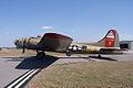 Boeing B-17G-85-DL Flying Fortress Nine-O-Nine Landing Taxi 16 CFatKAM 09Feb2011 (14797253530).jpg