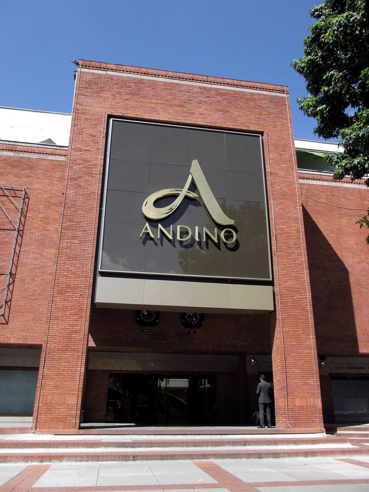 Centro comercial Andino - Wikipedia, la enciclopedia libre