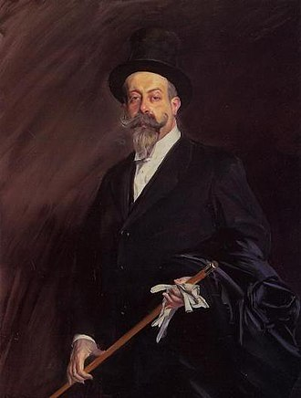 Henry Gauthier-Villars - By Giovanni Boldini