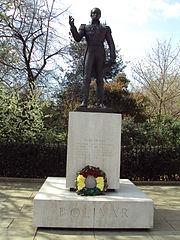 Statue of Simón Bolívar