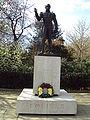 Bolivar statue, Belgrave Square, Belgravia - DSC05405.JPG