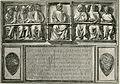 Bologna Cattedrale monumento al giureconsulto Lorenzo Pini xilografia.jpg