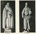 Bologna chiesa di S Domenico Statue all'Arca del Santo xilografia.jpg