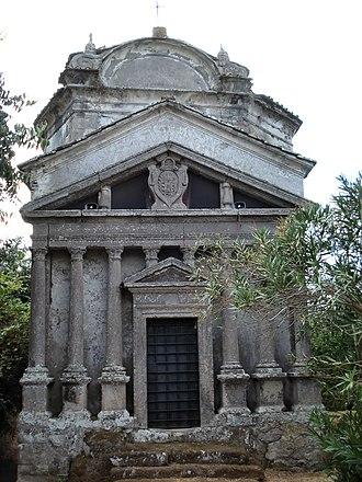 Bomarzo - Church of Santa Maria della Valle.