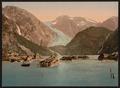 Bondhus glacier and lake, Hardanger Fjord, Handanger, Norway-LCCN2001699482.tif
