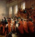 Bouchot - Le general Bonaparte au Conseil des Cinq-Cents - avec chiffres.png