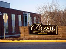 Bowie State University Gateway.JPG