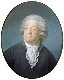 Honoré Gabriel Riqueti, comte de Mirabeau French writer, orator and statesman