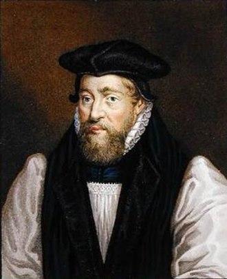 Bishop of Chester - Image: Bp Richard Vaughan painting