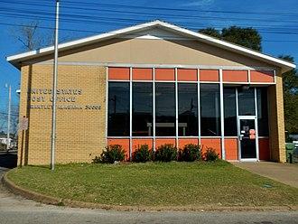 Brantley, Alabama - Image: Brantley, Alabama Post Office 36009