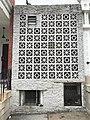 Breeze block detail, Paul Chen Hong Kong Restaurant, 2426 N. Charles Street, Baltimore, MD 21218 (41164635102).jpg