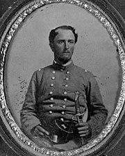 Brevard, Theodore, Commander, 11th Florida Infantry, Civil War, Tallahassee, Florida