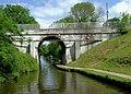Brewood Bridge across the Shropshire Union Canal, Staffordshire - geograph.org.uk - 1344220.jpg