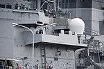 Bridge wing of JS Murasame(DD-101) left front view at JMSDF Yokosuka Naval Base April 30, 2018.jpg