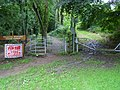 Bridleway into King's Wood - geograph.org.uk - 957111.jpg