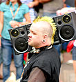 Brighton Pride Parade 2009 Mood Music (3778734909).jpg