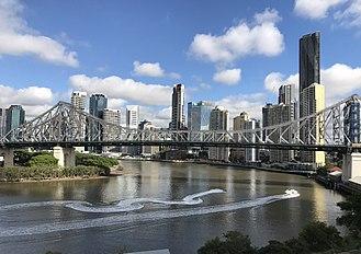 Healthy Land & Water - Brisbane River