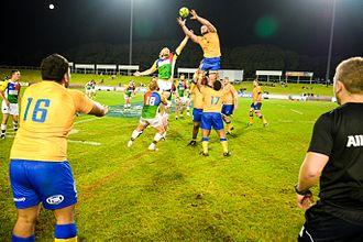 Brisbane City (rugby union) - Image: Brisbane City versus North Harbour Rays NRC Round 8 (47)