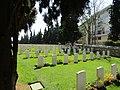 British military cemetery, Zeitinlik.jpg