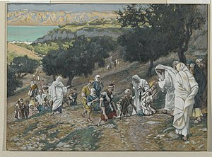 Brooklyn Museum - Jesus Heals the Blind and La...