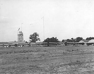 Marine Corps Air Facility Quantico - Brown Field, Quantico, Virginia, circa 1922